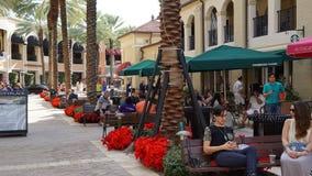 CityPlace w Zachodni palm beach, Floryda Zdjęcie Royalty Free