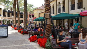CityPlace in West Palm Beach, Florida Royalty Free Stock Photo