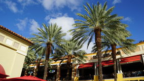 CityPlace in West Palm Beach, Florida Royalty Free Stock Image