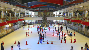 Cityplaza ice palace, hong kong Royalty Free Stock Photo