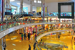 Cityplaza mall, hong kong. Cityplaza is hong kong islands largest shopping and entertainment mall located at tai koo, hong kong. It offers shopping, dining and Stock Image