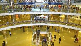 Cityplaza shipping mall, hong kong Royalty Free Stock Photography