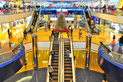 Cityplaza shopping mall, hong kong Royalty Free Stock Images