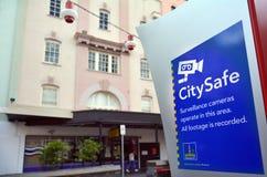 CitySafe Brisbane Queensland Australia Immagini Stock
