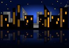 cityscape Arkivbild