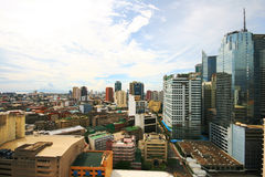 Cityscape 2 Royalty Free Stock Images