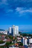 Cityscape stock afbeelding