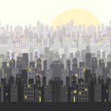 cityscape immagini stock libere da diritti