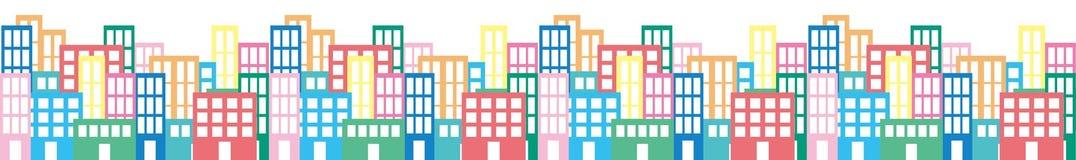 cityscape Stockbild