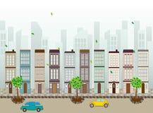 cityscape Stockfoto