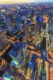 cityscape Obrazy Royalty Free