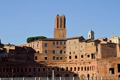 cityscape Fotografering för Bildbyråer
