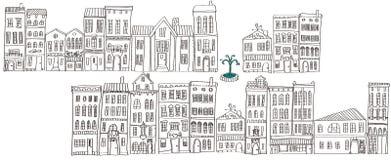 cityscape royalty ilustracja