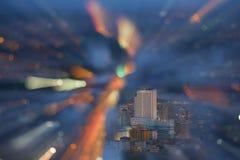 cityscape Fotografia Stock