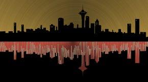 Cityscape stock illustration
