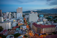 cityscape Royaltyfri Bild