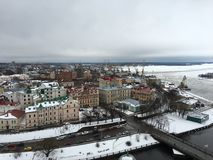 cityscape Στοκ φωτογραφία με δικαίωμα ελεύθερης χρήσης
