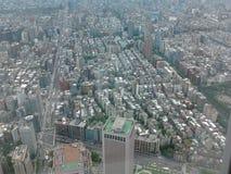 cityscape Fotografie Stock