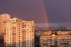 cityscape Foto de Stock
