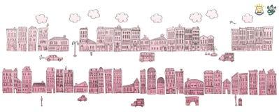 cityscape Lizenzfreie Stockbilder
