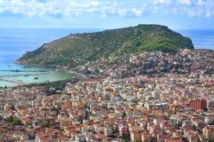 CITYSCAPE ALANYA. Turkije Stock Foto's