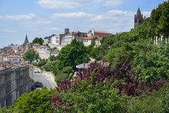 Cityscape of Angouleme, France Royalty Free Stock Photography