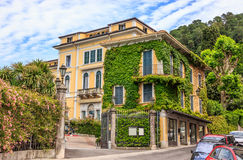 Cityscape Architectural view of Bellagio, one of the most famous destination towns on lake Como, Lombardy, Italy, Europe Royalty Free Stock Photo