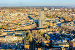 Cityscape Arnhem Royalty-vrije Stock Afbeeldingen