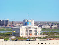 Cityscape of Astana Royalty Free Stock Photos