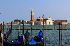 Cityscape av Venedig, Italien Fotografering för Bildbyråer