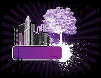 Cityscape Background Royalty Free Stock Image