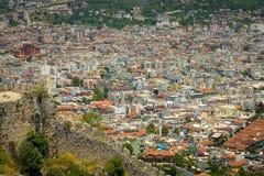 Cityscape. Background. Stock Photo