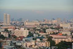 Cityscape of Bangkok Royalty Free Stock Photography