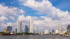 Cityscape of Bangkok Stock Photography