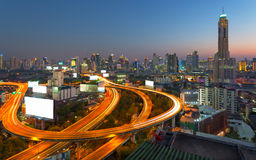 Cityscape of bangkok Royalty Free Stock Photo