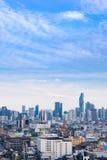 cityscape Bangkok skyline, Thailand. Bangkok is metropolis and f Stock Photography