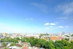 Cityscape in bangkok Stock Image