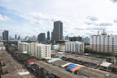 Cityscape of Bangkok,Thailand. Royalty Free Stock Image