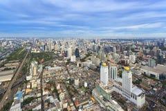 Cityscape of Bangkok, Thailand Stock Image