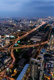 Cityscape Bangkok Royalty Free Stock Photo