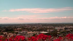 Cityscape stock footage