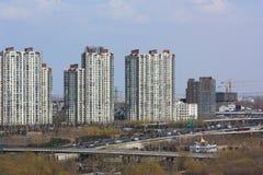 Cityscape of beijing Royalty Free Stock Photos