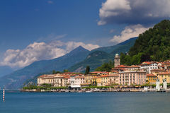 Cityscape of Bellagio Royalty Free Stock Image