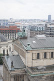 Cityscape of Berlin including Concert Hall Building Stock Image