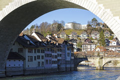The cityscape of Bern Royalty Free Stock Photography