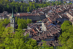 Cityscape of Bern, Switzerland Royalty Free Stock Photography