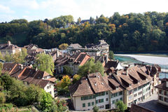 Cityscape of Bern Royalty Free Stock Images