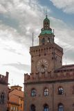 Cityscape of Bologna Italy Royalty Free Stock Photos