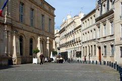 Cityscape of Bordeaux Stock Image