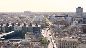 Cityscape in Bordeaux, in southwestern France.